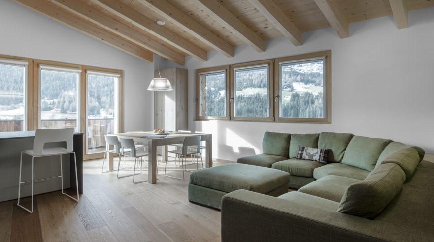 Fantastisch Badia / San Leonardo U2013 Ciasa Maria***, Three Room Apartment 3P5B